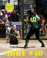 2013 Pendleton 11-12 Softball All Star Posters